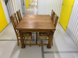 Столы и столики - Обеденный стол антикварный, 0