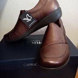 Туфли - Туфли женские весенне-осенние комфортные 38 размера., 0