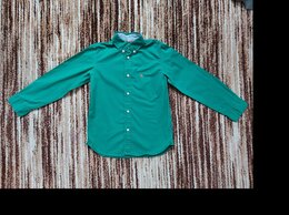 Рубашки - Рубашка на мальчика H&M 128, 0