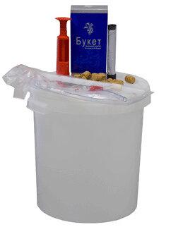 """Ингредиенты для приготовления напитков - """"Набор Винодела"""" (7 предметов в комплекте), 0"""