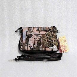 Сумки - Сумка женская L-Craft 1025  из гобелена, 0