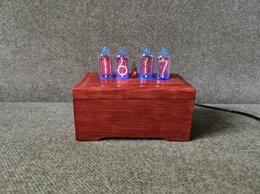 Часы настольные и каминные - Ламповые часы на газоразрядных индикаторах…, 0