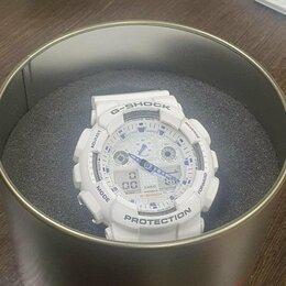 Наручные часы - Наручные часы CASIO GA-100A-7A, 0