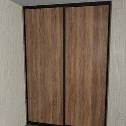 Шкафы, стенки, гарнитуры - Двери-купе лдсп для шкафа или гардеробной, 0