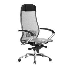 Компьютерные кресла - Компьютерное кресло Samurai S-1.04 (серый), 0