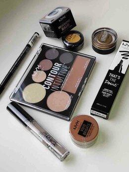 Наборы - Новая косметика для макияжа NYX Maybelline Essence, 0