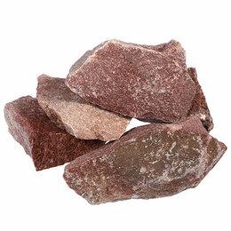 Камни для печей - Камень для бани Банные Штучки Кварцит малиновый…, 0
