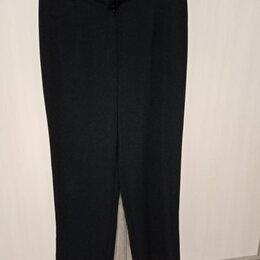 Брюки - брюки женские черные демисезонные, 0