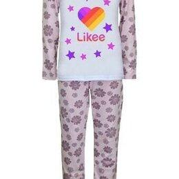 Домашняя одежда - Детская пижама для девочки, 0