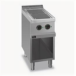 Промышленные плиты - Плита 2 конфорочн.700 сер. Apach APRE-47P, 0
