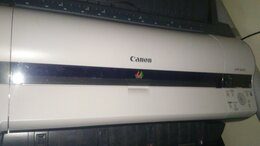 Принтеры и МФУ - Плоттер Canon iPF605 А1 с неисправностью, 0