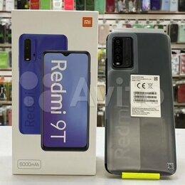 Мобильные телефоны - Xiaomi Redmi 9T 4/64Gb Carbon Grey, 0