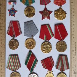 Жетоны, медали и значки - медали памятные в тяжелом металле, 0