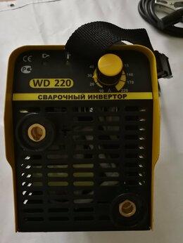 Сварочные аппараты - Сварочный аппарат Warrior 220 (ММА, инвертор), 0
