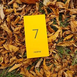 Мобильные телефоны - Realme 7 8/128gb+90hz новые+гарантия, 0