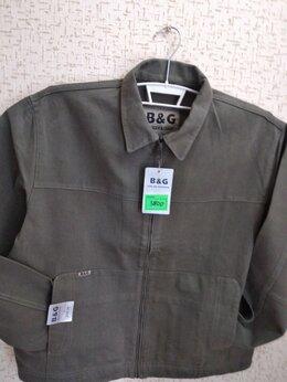 Куртки - Новая  хлопковая ветровка 34-36р.р. Турция, 0