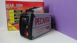Сварочные аппараты - 🔥Инверторный сварочный аппарат РЕСАНТА САИ-190К…, 0