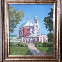 """Картины, постеры, гобелены, панно - Картина """"Мичуринск"""", 0"""