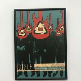 Картины, постеры, гобелены, панно - Постер в раме, 220х300 мм, 0
