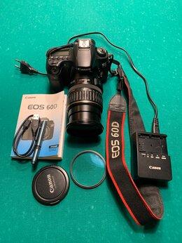 Фотоаппараты - Фотоаппарат CANON EOS 60D + Комплект, 0
