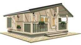 Готовые строения - Дачный домик TEREMDOM №18, 0