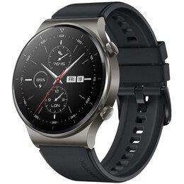 Умные часы и браслеты - Умные часы Huawei Watch GT 2 Pro Vidar-B19S Night Black, 0