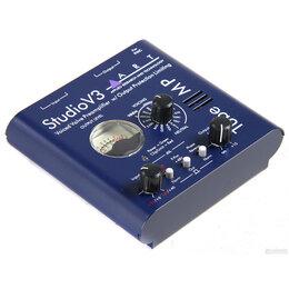 Оборудование для звукозаписывающих студий - ART Tube MP Studio V3 Предусилитель ламповый, 0