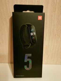 Умные часы и браслеты - Фитнес-браслет Xiaomi Mi Band 5, 0