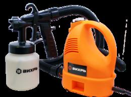 Электрические краскопульты - Краскораспылитель электрический Вихрь ЭКП-700В, 0