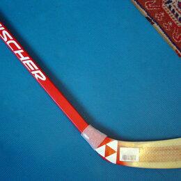 Клюшки - Клюшка хоккейная fischer HX7 Senior, Новая, 0
