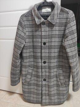 Пальто - Мужское шерстяное пальто bellfield размер L 50-52, 0