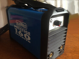 Сварочные аппараты - Инвертор BlueWeld Prestige 160, 0