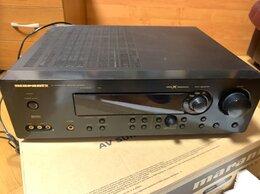 Усилители и ресиверы - Аудио ресивер 5.1 Marantz SR4000, 0