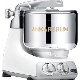 Кухонные комбайны и измельчители - Комбайн Ankarsrum AKM 6230 GW белый глянец, 0