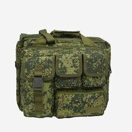 Сумки - Тактическая сумка через плечо, 0