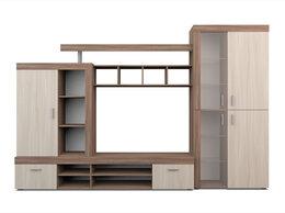 Шкафы, стенки, гарнитуры - Гостиная Торонто стенка, 0