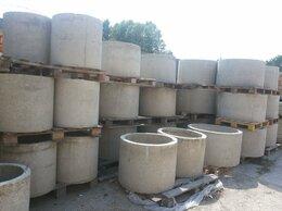 Железобетонные изделия - Кольца жби для канализации и колодцев, 0