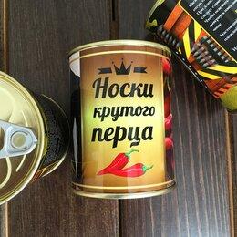 Носки - Носки в банке Крутого Перца, 0