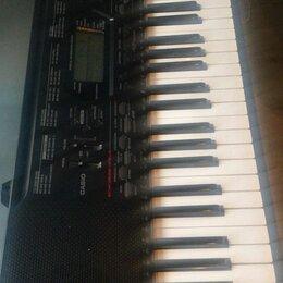 Клавишные инструменты - Синтезатор CASIO CTK-3000 с функцией обучения, 0