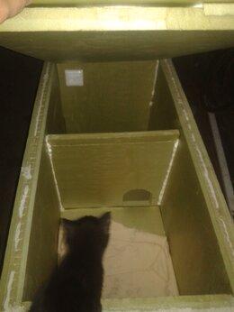 Транспортировка, переноски - Продаю тёплый домик для кошек! , 0