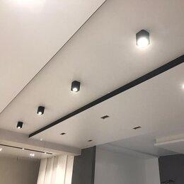Потолки - Натяжные демпферные потолки, 0
