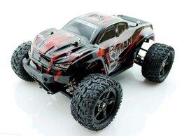 Радиоуправляемые игрушки - Радиоуправляемый монстр Remo Hobby SMAX…, 0