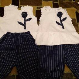 Комплекты - летний костюм для девочки, 0