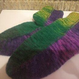 Колготки и носки - Продам женские вязанные носки, 0