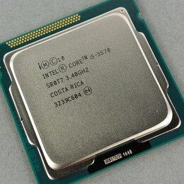Процессоры (CPU) - Процессор s1155 core i5-3570  4core , 0