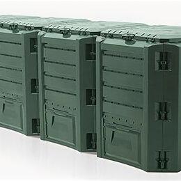 Компостеры -  Компостер Prosperplast Module зеленый IKSM1600Z-G851, 0