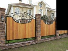 Заборы и ворота - Заборы, 0