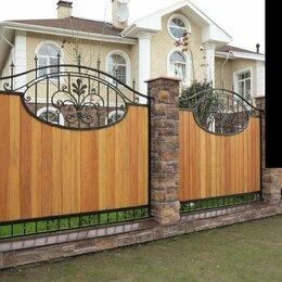 Заборы, ворота и элементы - Заборы, 0
