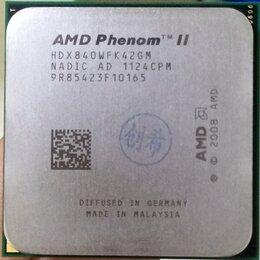Процессоры (CPU) - Процессор AMD Phenom II X4 840 3.2 GHz 4ядра MHz…, 0