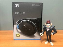 Наушники и Bluetooth-гарнитуры - Sennheiser HD 600 Open-back Audiophile /…, 0